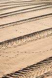 Bahnen nicht für den Straßenverkehr Lizenzfreies Stockbild