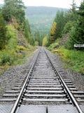 Bahngleise lizenzfreies stockbild
