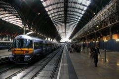 Bahnhof Lizenzfreie Stockfotografie