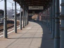 Bahnhof Lizenzfreie Stockbilder