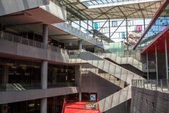 Bahnhof in Antwerpen Belgien Stockfotos