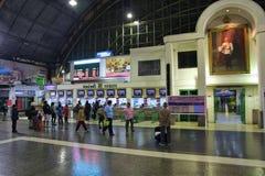 Bahnhof Bangkoks Lizenzfreie Stockfotografie
