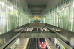 Bahnhof des Bolognas Stockfoto