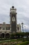 Bahnhof Dunedins Stockfoto