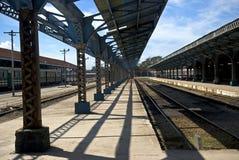Bahnhof, Havana, Kuba lizenzfreies stockfoto
