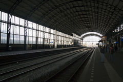 Bahnhof Historisch Lizenzfreies Stockfoto