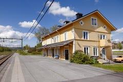 Bahnhof Jarpen stockfoto