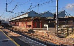 Bahnhof Penrith Lizenzfreie Stockbilder