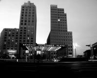 Bahnhof Potsdamer Platz Fotografia Stock