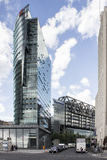 Bahnhof Potsdamer Platz tower Royalty Free Stock Photos