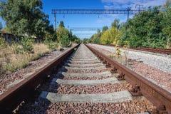 Bahnhof Yaniv Stockbilder
