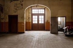 Bahnhofshalle Στοκ φωτογραφίες με δικαίωμα ελεύθερης χρήσης