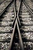 Bahnlinie Lizenzfreies Stockfoto