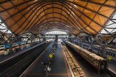 Bahnstation Stockbilder