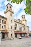Bahnstation Havana, Kuba Stockbilder