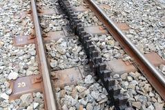 Bahnstrecke Lizenzfreies Stockbild