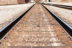 Bahnstrecken Lizenzfreie Stockbilder