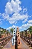 Bahnstrecken. Verschiedene Straßen. Lizenzfreie Stockbilder