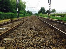 Bahnsystem Lizenzfreies Stockbild