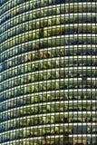 Bahntower, arranha-céus em Potsdamer Platz em Berlim, Alemanha Imagem de Stock Royalty Free