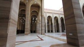 Bahrain Al Fateh Grand Mosque Stock Image