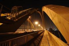 Bahrain Bridge Stock Images
