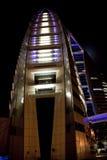 bahrain centre noc handlu świat Zdjęcie Stock