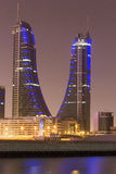 Bahrain Financial Harbor Stock Image