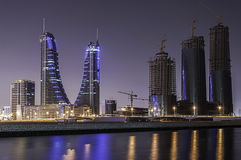 Free Bahrain Financial Harbour Royalty Free Stock Photography - 43542767