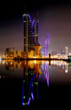 The Bahrain Financial Harbour BFH, Bahrain Royalty Free Stock Images