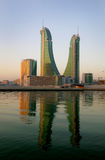 The Bahrain Financial Harbour BFH Stock Images