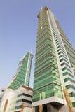 bahrain finansiell hamn manama Royaltyfri Fotografi