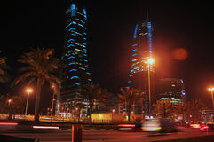 Bahrain-Finanzhafen lizenzfreie stockfotos