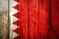 Bahrain flagga Royaltyfri Bild