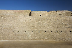 Bahrain fort Stock Image