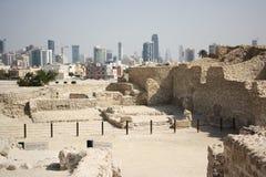 Bahrain fort Royaltyfri Foto