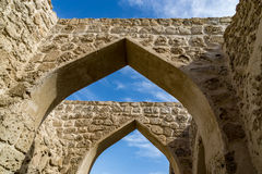 Bahrain fort Royaltyfria Foton