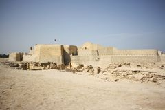 Bahrain Fort Stock Images