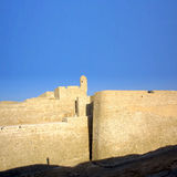 Bahrain Fort Royalty Free Stock Photo