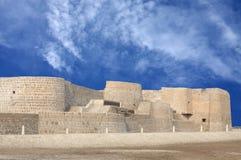 bahrain fortu północna strona Obrazy Royalty Free