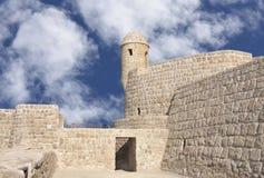 bahrain fortu portuguese wierza zegarek Obrazy Stock