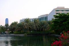 bahrain hotell manama Fotografering för Bildbyråer