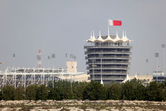 Bahrain International Circuit Royalty Free Stock Photos