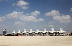 Bahrain International Circuit in Manama Stock Image