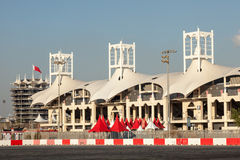 Bahrain International Circuit Stock Image