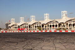 Bahrain International Circuit Royalty Free Stock Image