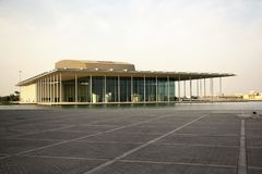 Bahrain National Theatre Stock Photography