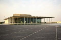 Bahrain nationell teater Arkivbild