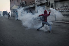 BAHRAIN-PROTEST-POLITICAL DETAINEE-PEOPLE Stock Photo
