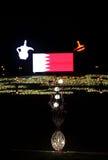 Bahrain 43rd nationell dag på Muharraq, Bahrain Royaltyfria Foton